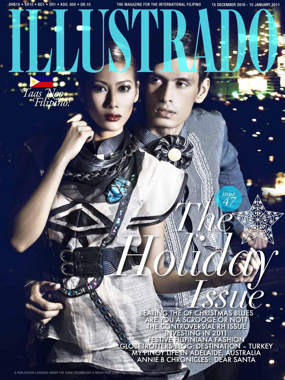 Ang Kapitbahay 2003 Tagalog Movie illustrado magazine_dec 2010illustrado magazine - issuu
