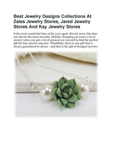 The Main Principles Of Women's Jewelry