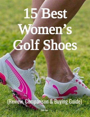 Best Golf Shoes for Women by Golfs Hub