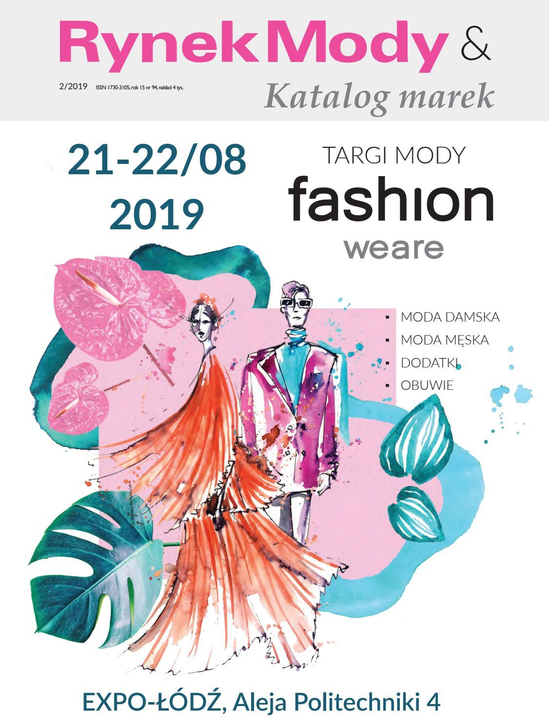 Targi Mody Fashionweare. Katalog marek &Rynek Mody 11 edycja