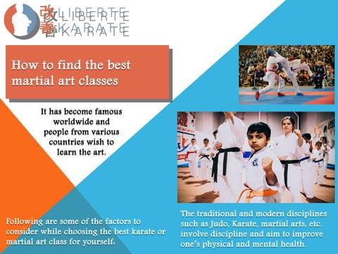 Liberte Karate By Libertekaratemelbourne Issuu