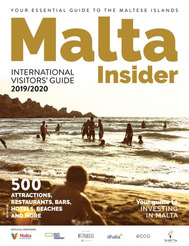 Malta Insider by Content House Group - issuu