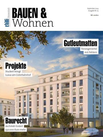 Bauen Wohnen By Chilli Freiburg Gmbh Issuu