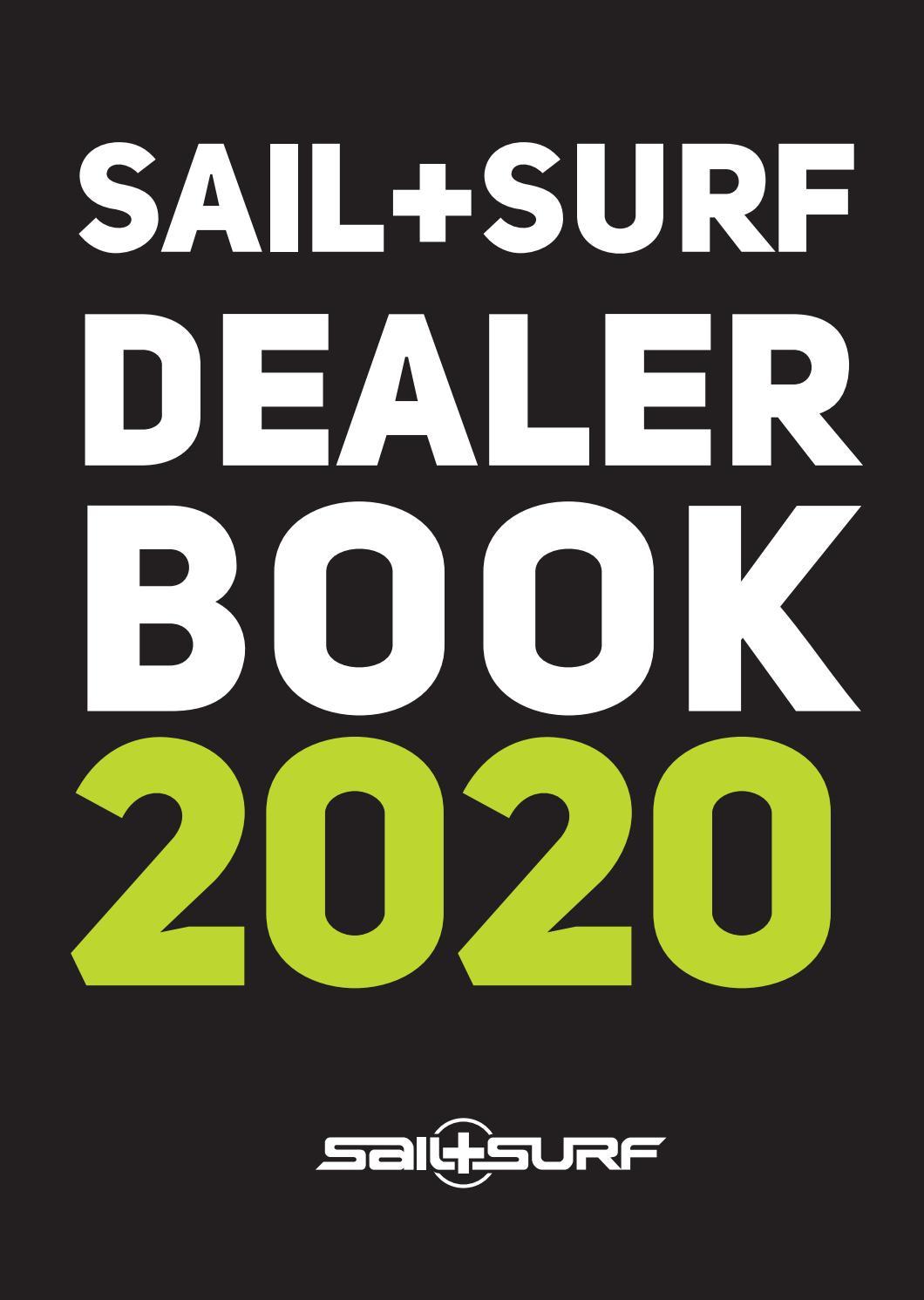 Sail Surf Dealer Book 2020 By Sail Surf Issuu