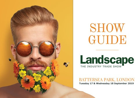 LANDSCAPE Show Guide 2019 by LANDSCAPE Show - issuu