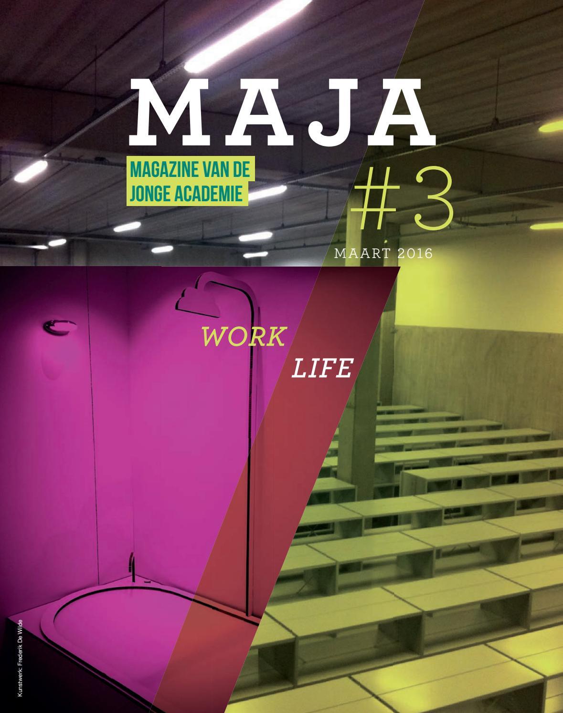 Maja 3 By Koninklijke Vlaamse Academie Van België Voor