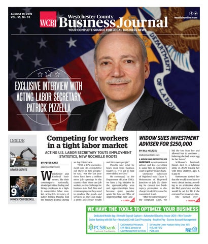 Westchester County Business Journal by Wag Magazine - issuu