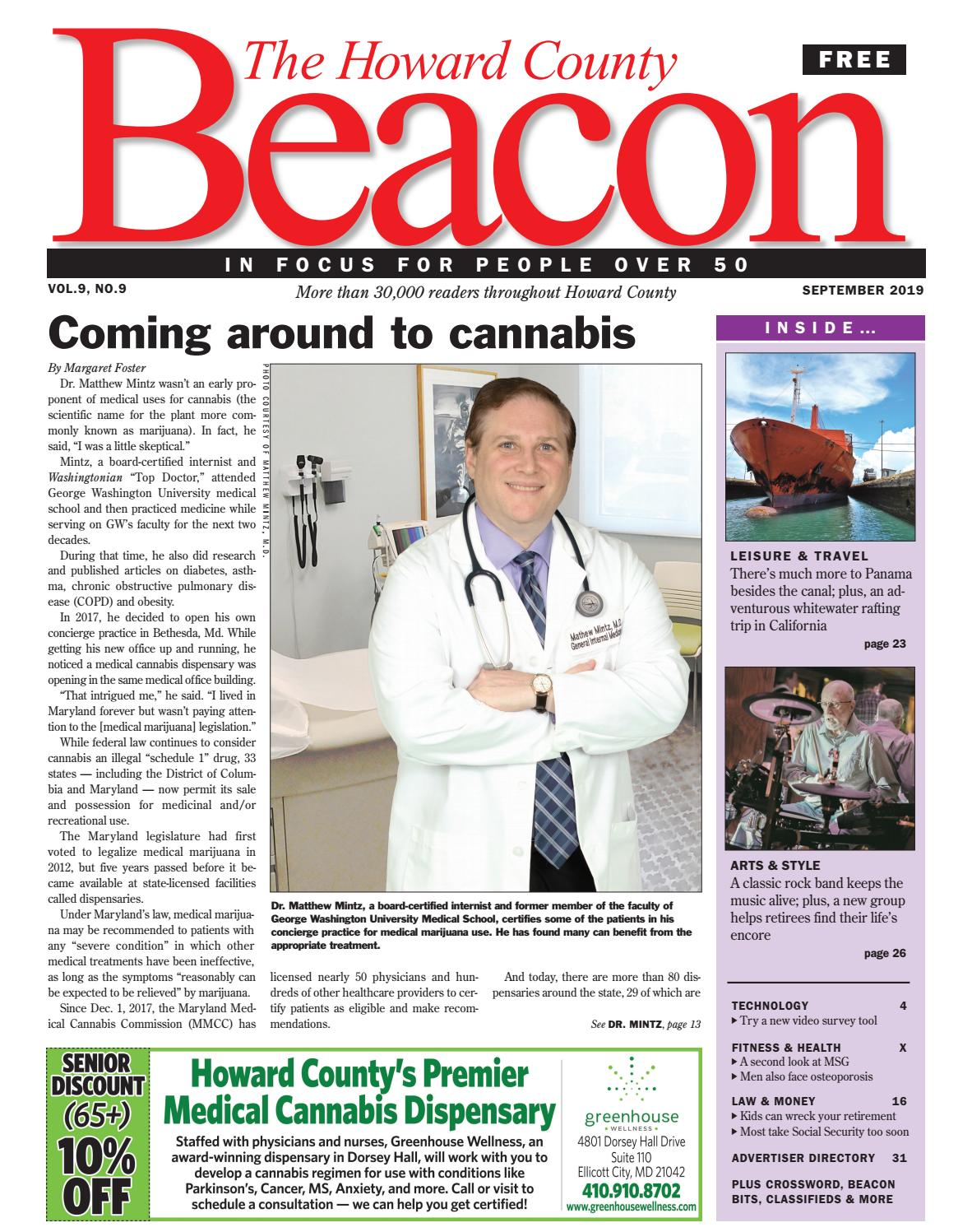 September 2019 | Howard County Beacon by The Beacon
