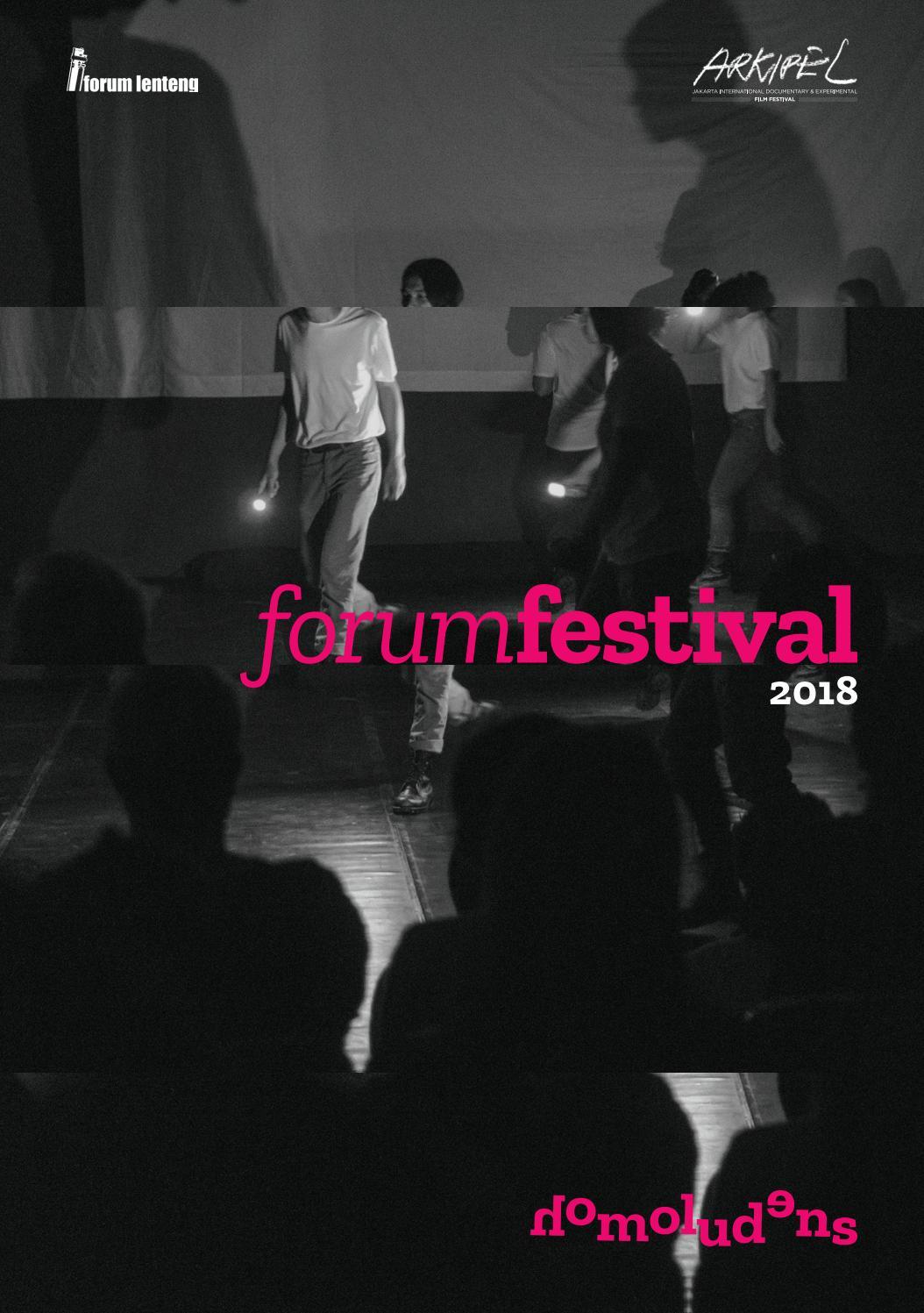 Proceedings Of The Forum Festival ARKIPEL Homoludens By