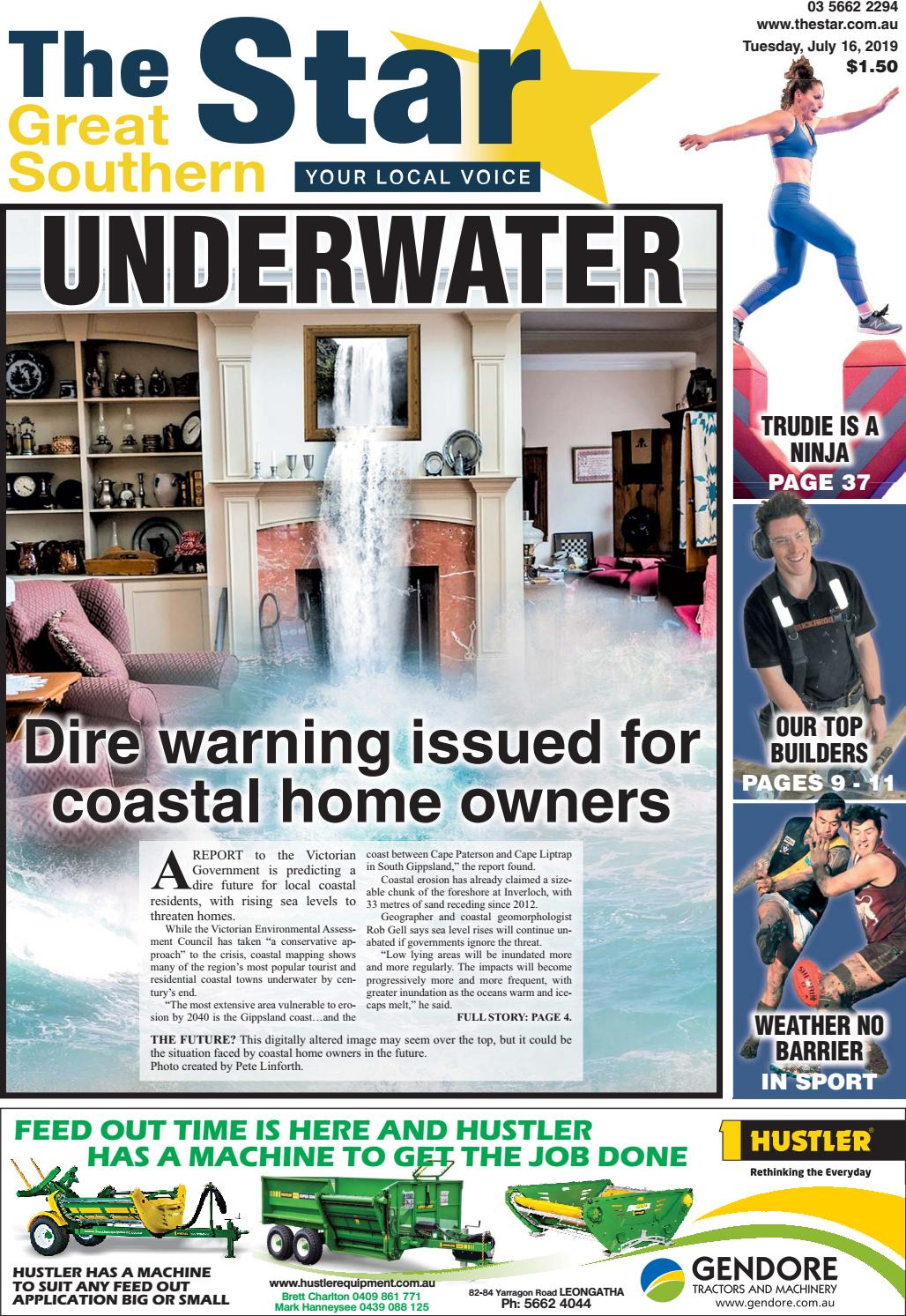 The Great Southern Star July 16 2019 By The Great Southern Star Issuu