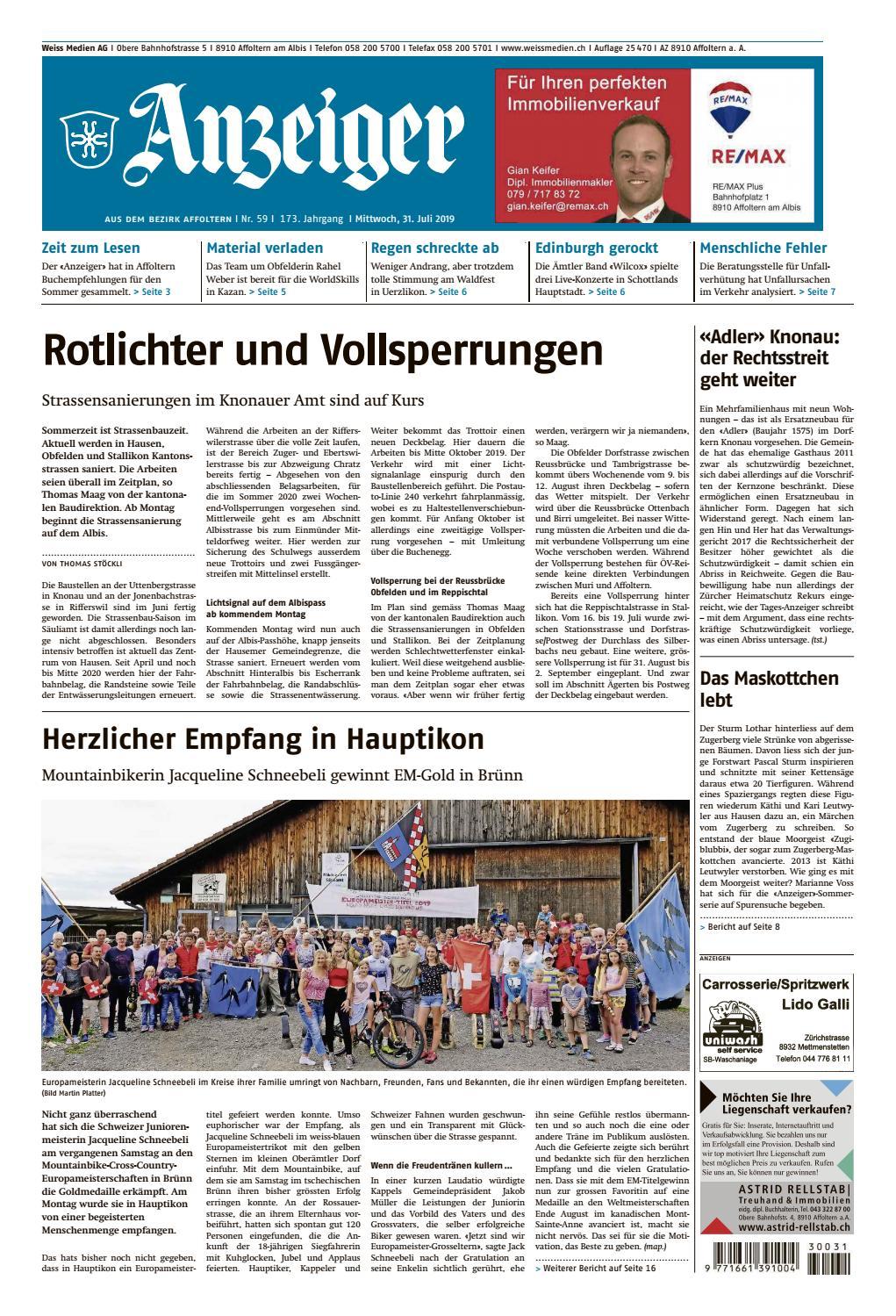 021 2014 by AZ-Anzeiger - issuu