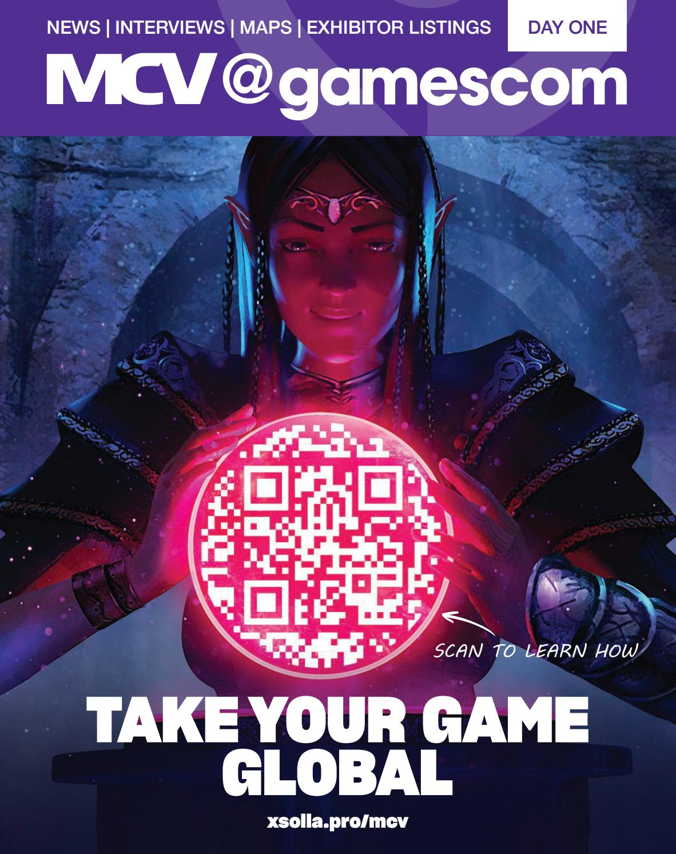 MCV@gamescom Day One | August 20th 2019 by Biz Media Ltd - issuu