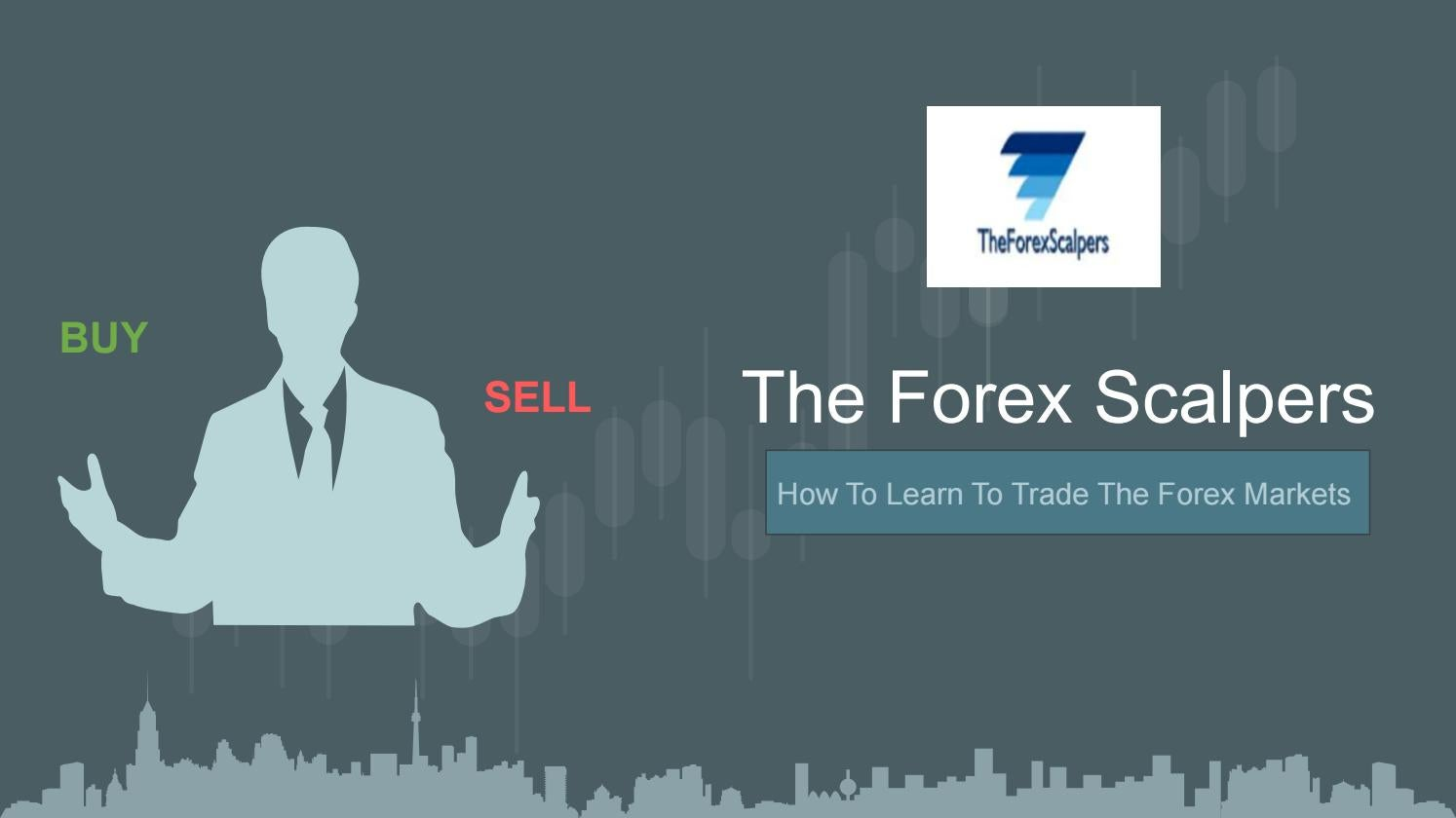How To Learn Trade The Forex Markets