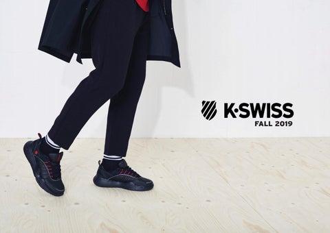 Catálogo K-Swiss Lifestyle 2019-2020 by