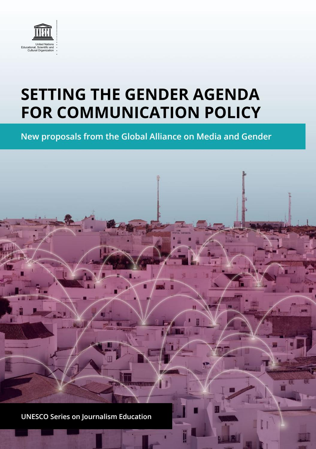 Setting the Gender Agenda for Communication Policy by Sala