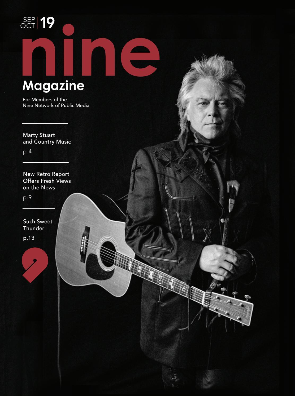 nineMagazine | September/October 2019 by Nine Network of