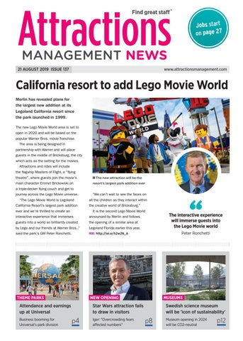 Attractions Management News: Digital Edition