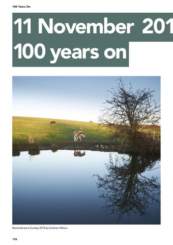 Page 116 of 11 November 2018 - 100 years on