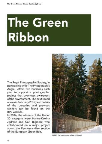 Page 30 of The Green Ribbon - Hanna-Katrina Jędrosz