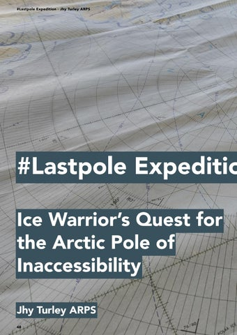 Page 48 of #Lastpole Expedition - Jhy Turley ARPS