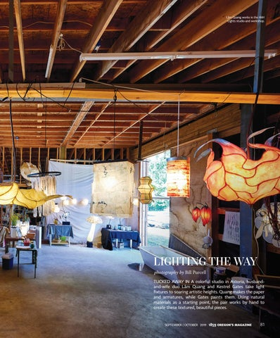Page 83 of Striking Hand-made Light Fixtures from an Astoria Studio
