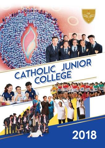 CJC Yearbook 2018 by Catholic JC - issuu
