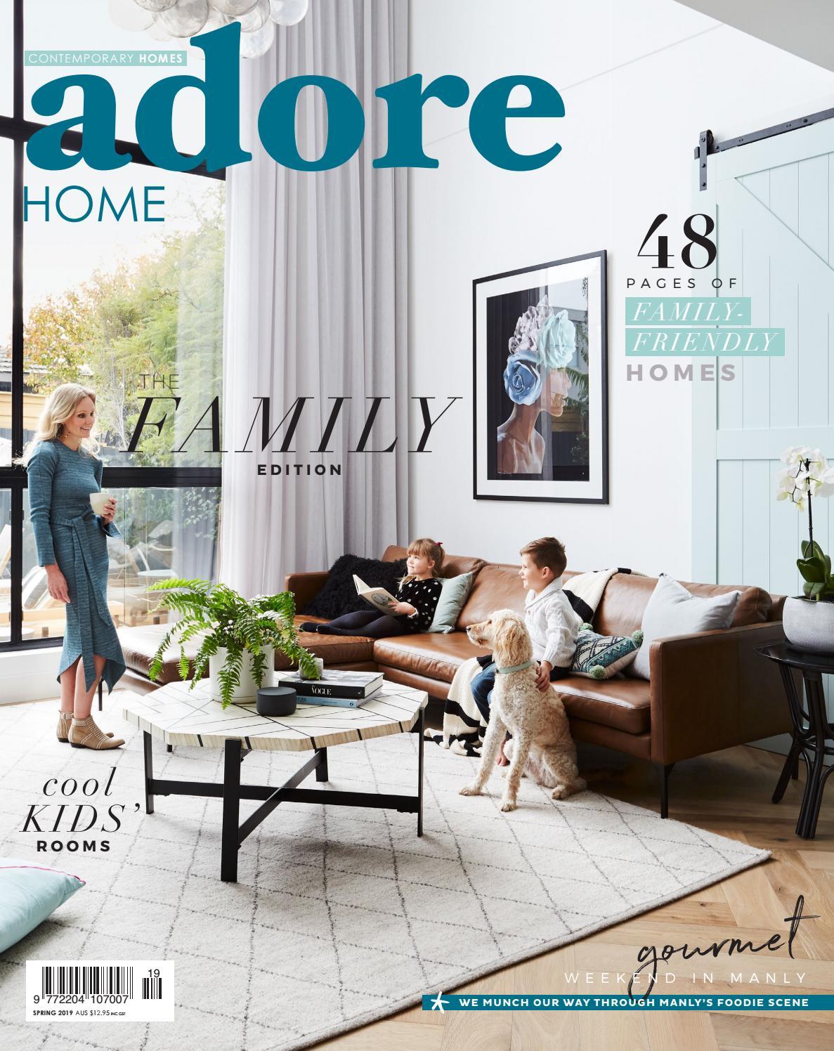 Adore Home Magazine The Family