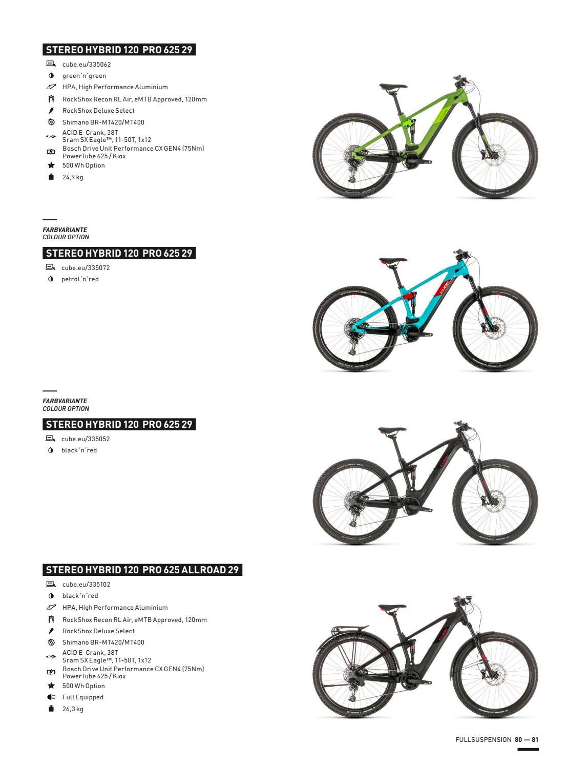 Catalogo Cube e bike 2020 |