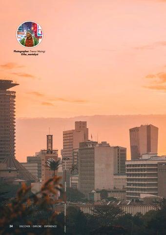 Page 36 of Nairobi with Photographer Trevor Maingi