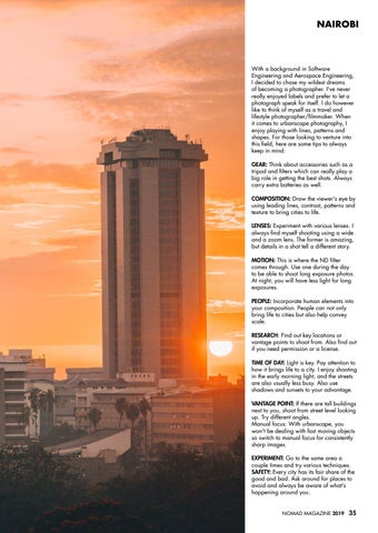 Page 37 of Nairobi with Photographer Trevor Maingi