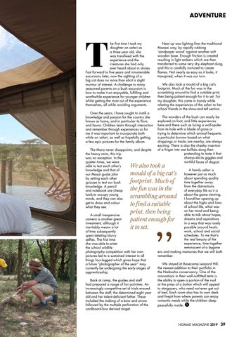 Page 41 of A Mara Safari with my Daughter
