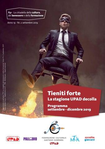 Padre Michele Vassallo Calendario 2019.Programma Upad Bolzano Settembre Dicembre 2019 By Upad5
