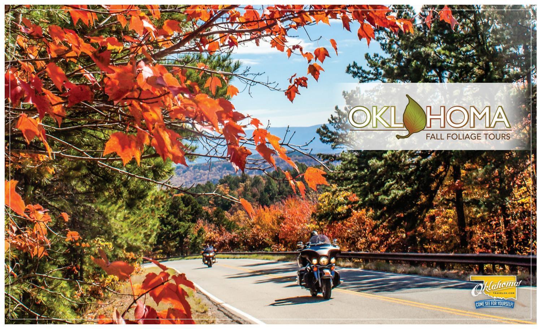 Oklahoma Fall Foliage Guide By Oklahoma Tourism Recreation Department Issuu