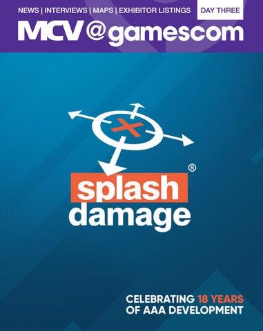 MCV@gamescom Day Three | August 22nd 2019 by Biz Media Ltd