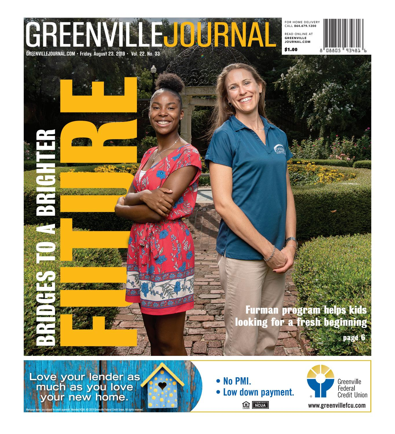 August 23, 2019 Greenville Journal by Community Journals - issuu