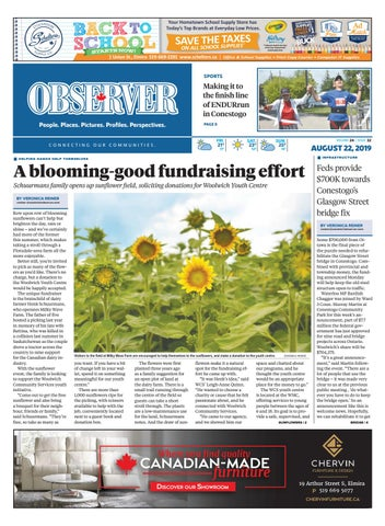 August 22 2019 By Woolwich Observer Issuu