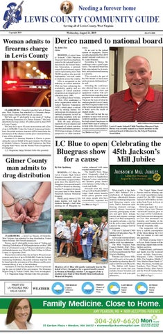 Lewis County Community Guide August 21, 2019 by Mountaineer