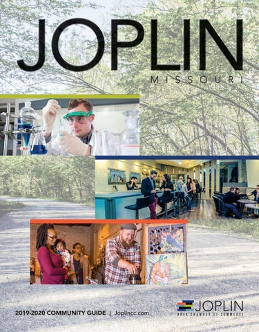 Joplin MO Digital Publication - Town Square Publications