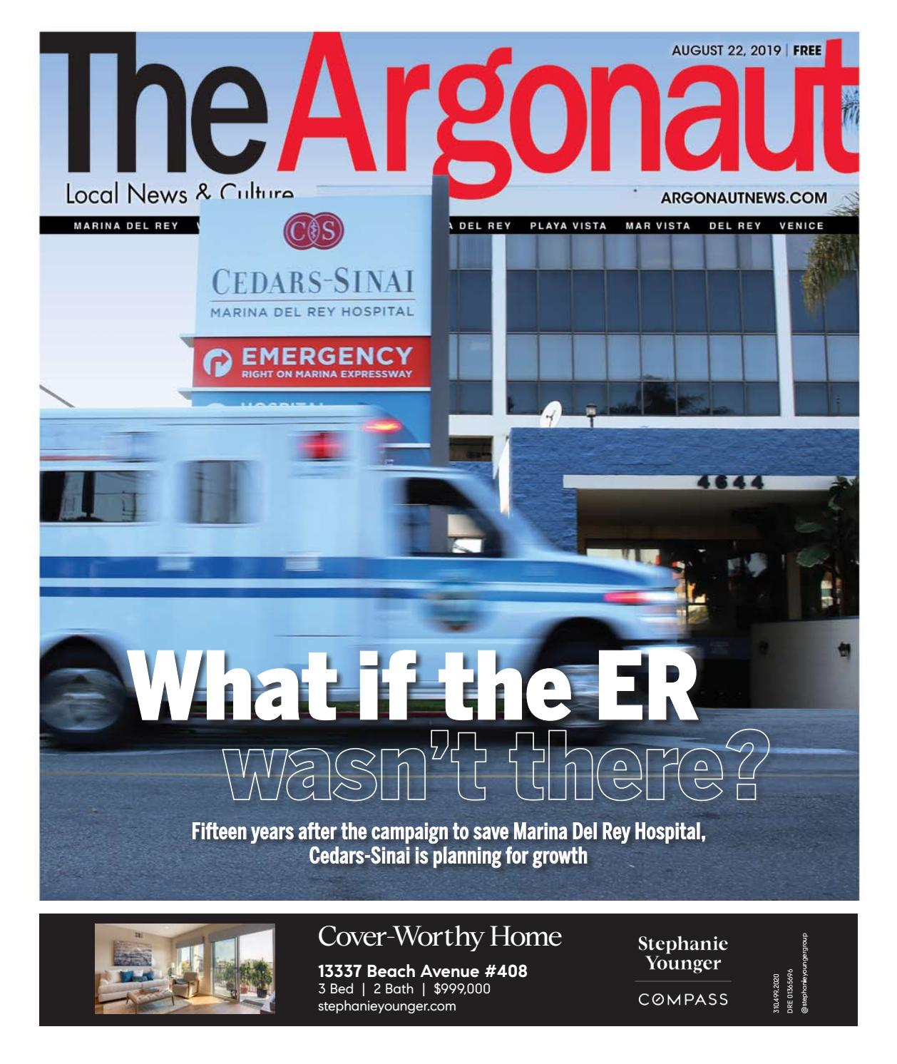 The Argonaut Newspaper, August 22, 2019 by Times Media Group