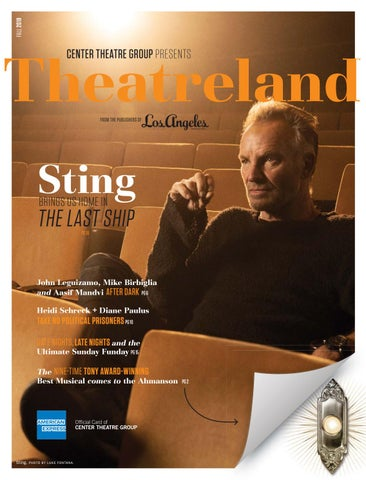 Theatreland, from the publishers of Los Angeles Magazine