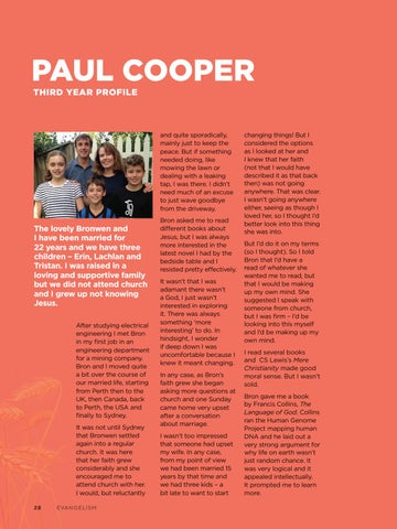 Page 30 of Paul Cooper - Third Year Profile