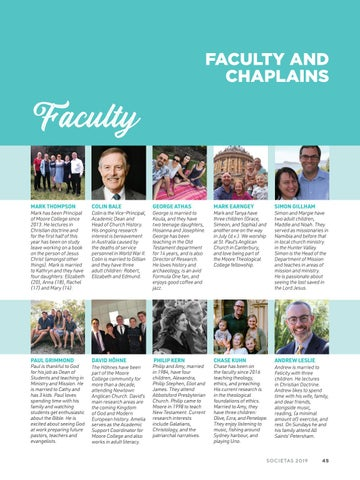 Page 47 of Faculty Profiles