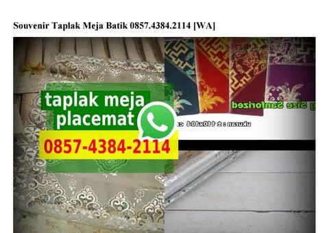100+ Gambar Batik Taplak Meja Paling Hist