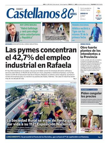 Diario Castellanos 22 08 19 by Diario Castellanos issuu