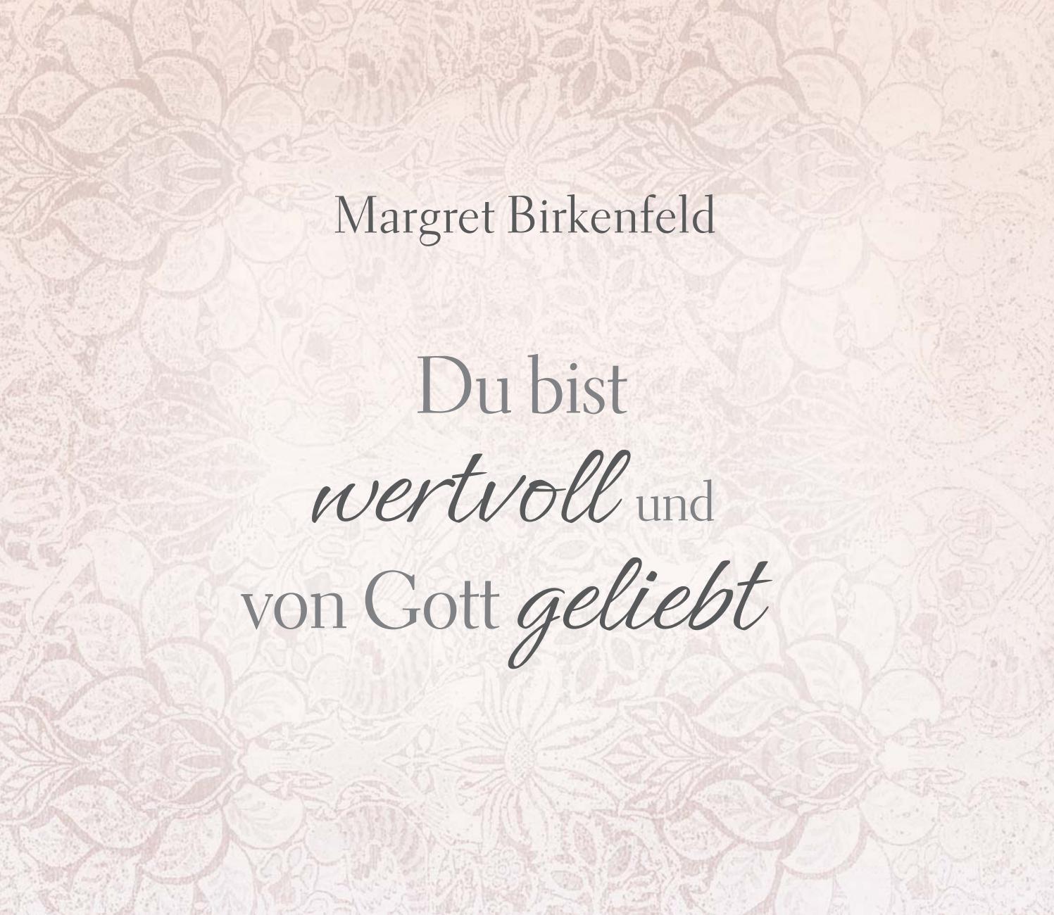 Du Bist Wertvoll Und Von Gott Geliebt By Gerth Medien Issuu