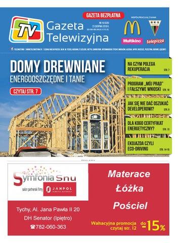 Gazeta Telewizyjna 16 2019 08 23 By Krzysztof Ewicz Issuu