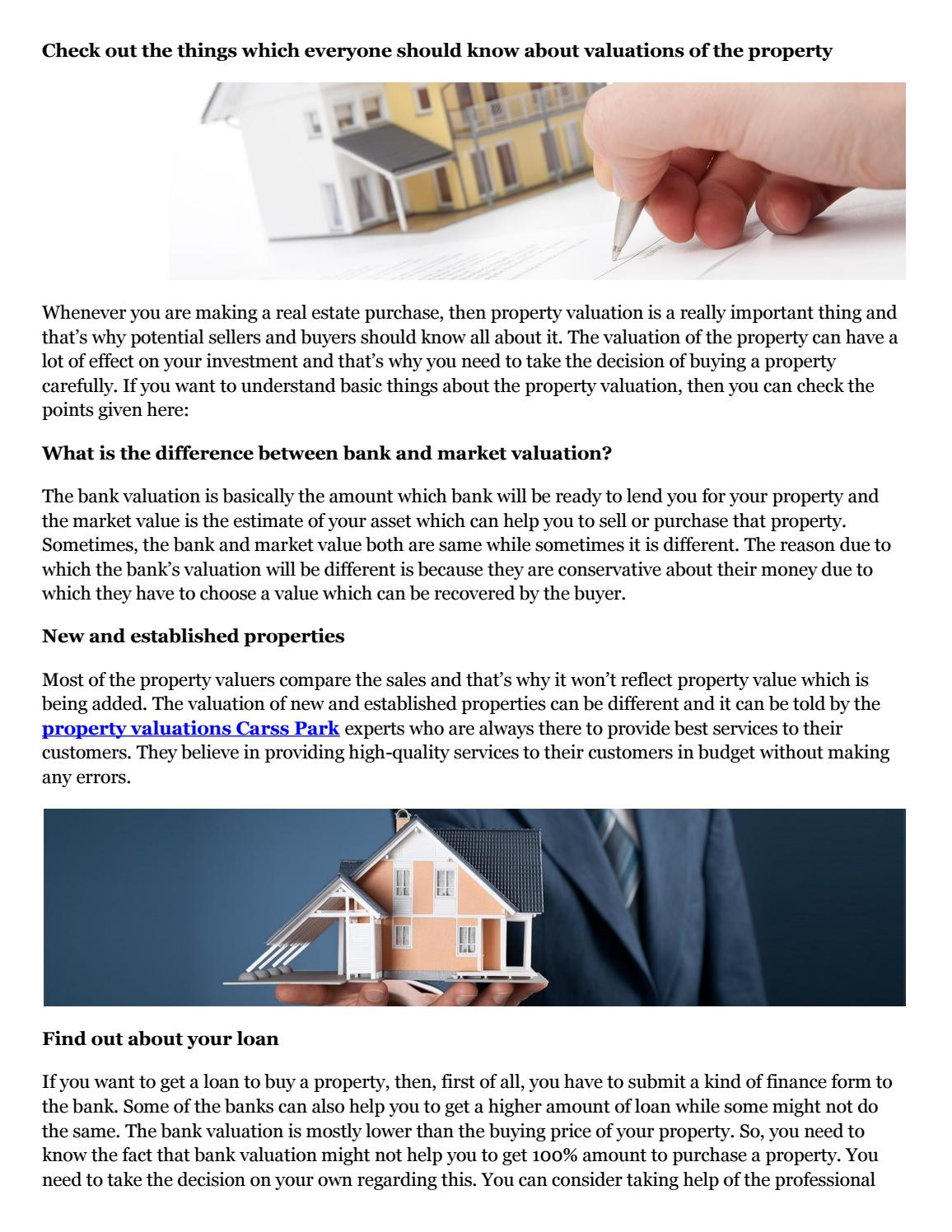 Property Valuers Adelaide