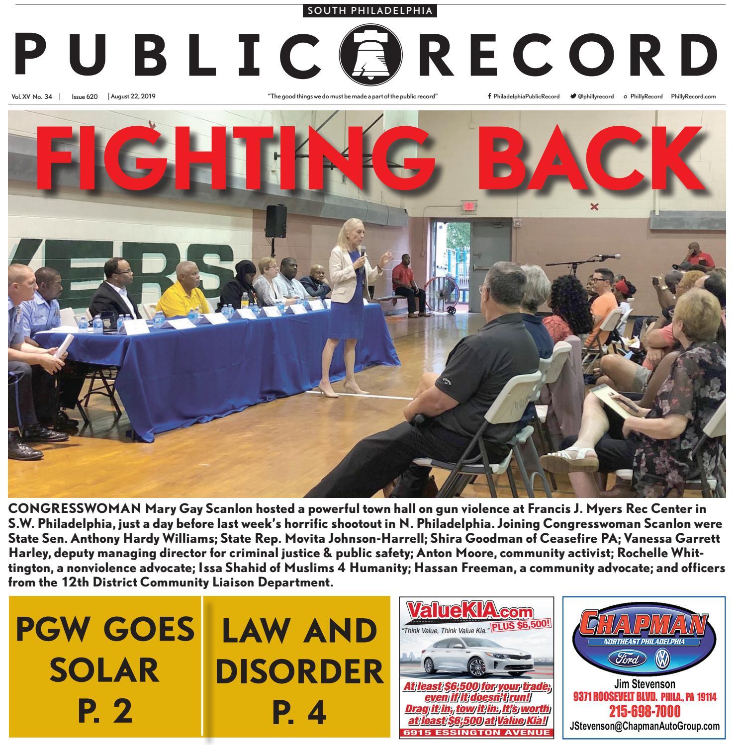 Value Kia Philadelphia >> South Philadelphia Public Record By The Public Record Issuu