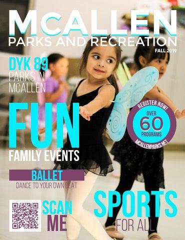 McAllen Parks and Recreation - Issuu