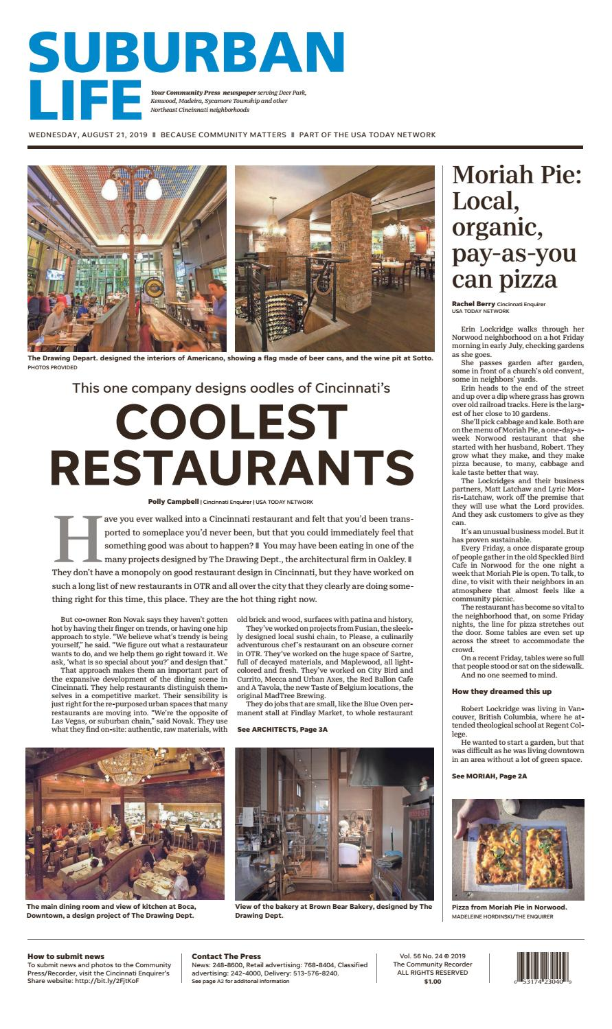 Suburban Life 08/21/19 by Enquirer Media - issuu